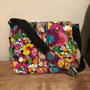 Vera Bradley diaper bag NWOT
